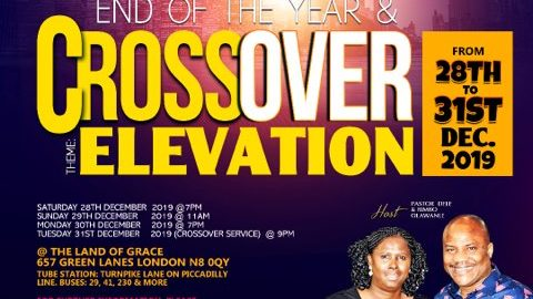 End of the Year & Crossover Elevation